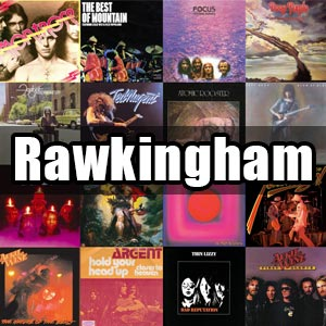 Playlist - Rawkingham